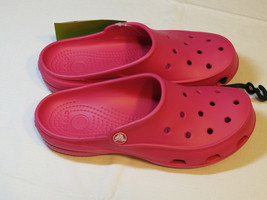 Crocs Mujer Freesail Rosa Caramelo Zueco Mula 200861-6X0 W 7 W7 Zapatos ... - $29.86