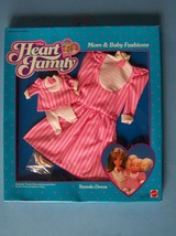 The Heart Family  TUXEDO DRESS Mom Baby Fashion Outfit Set 2625 Mattel 1... - $24.70