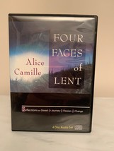 ALICE CAMILLE - FOUR FACES OF LENT NEW CD - $9.90