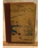 The Land of Oz (Popular Edition) (1904 Hardcover w/o DJ) - $42.04