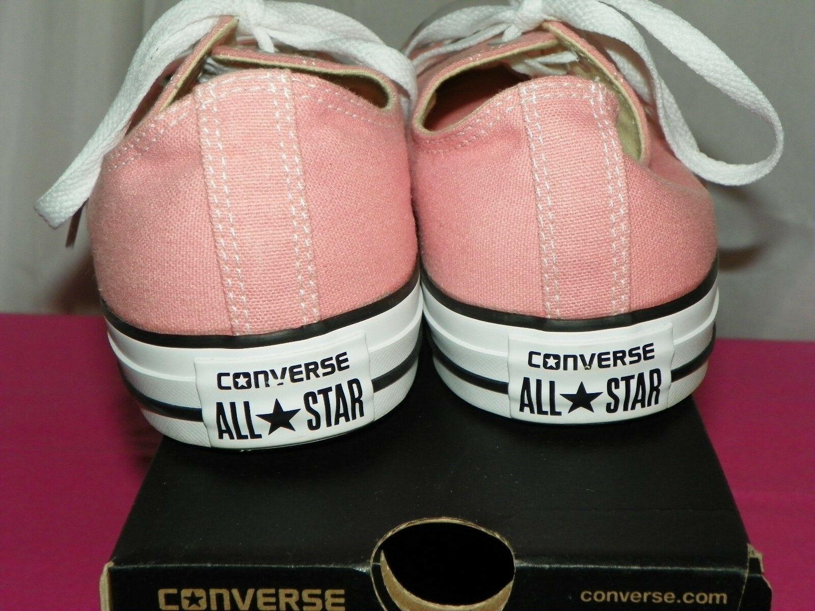 CONVERSE CHUCK TAYLOR ALL STAR SNEAKER PINK UNISEX MENS 10.5/WOMENS 12.5 151180F