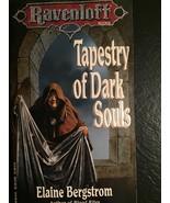 TSR Ravenloft Novel Tapestry of Dark Souls D&D  - $19.80