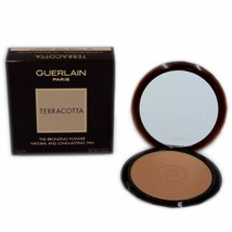 Guerlain Terracotta The Bronzing Powder NATURAL&LONG-LASTING Tan 10G #00-G42113 - $58.91