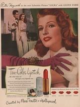 Orig Vintage 1946 Max Factor MAKE-UP Ad - $10.00