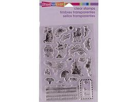 Stampendous Christmas Charms Stamp Set #SSC1183 - $13.99