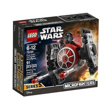 Lego Star Wars 75194 First Order Tie Fighter Microfighter with 1 minifig - $15.99