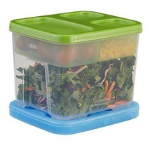 Rubbermaid Lunch Blox Container Salad Kit - $12.91