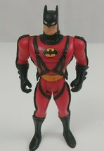 1993 Kenner Adventures of Batman and Robin Series 1 Paraglide Batman Figure   - $3.99