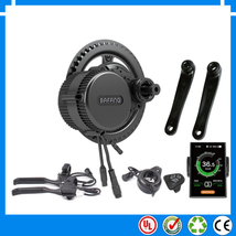 Electric Scooter Motor With LCD Display Brushless Hub Motor Kit BBS02B 4... - $703.01+
