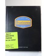 Business Eighth 8th Edition Bonus Pack by Pride Hughes Kapoor 2004 Hardc... - $24.74