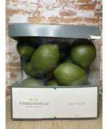 Threshold Unscented Lime Vase Filler Green Target Decor Limes Prop Fake ... - $14.84