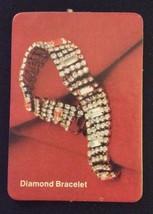 1972 Milton Bradley Seance Game - DIAMOND BRACELET Card ONLY - $15.00