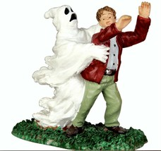 Lemax Spooky Town Collection GHOST GRASPS VICTIM #42206 Figurine BNIP - $12.38