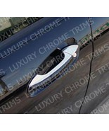 Mercedes E Class Coupe Chrome Door Handle Cover by Luxury Trims 2010-201... - $64.35