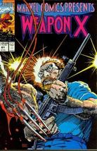 Marvel Comics Presents #81 Weapon X [Unknown Binding] [Jan 01, 1991] - $3.91