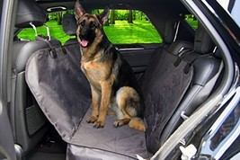 Lovey Doggy Pet Car Seat Cover With Side Flaps Anchors for Cars, Trucks ... - $29.99
