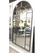 Extra Large FULL LENGTH Palladian Arched Wall Floor Mirror Horchow Palai... - $729.00
