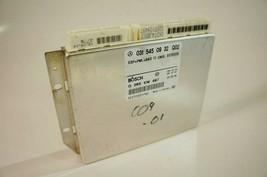 00-2006 mercedes w220 s500 s430 esp pml bas module computer 0315450932 - $65.11