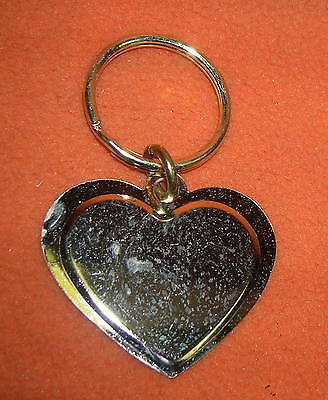 Novelty Inc Special Grandma Heart Keychain Red With Gold Border UPC:710534484954