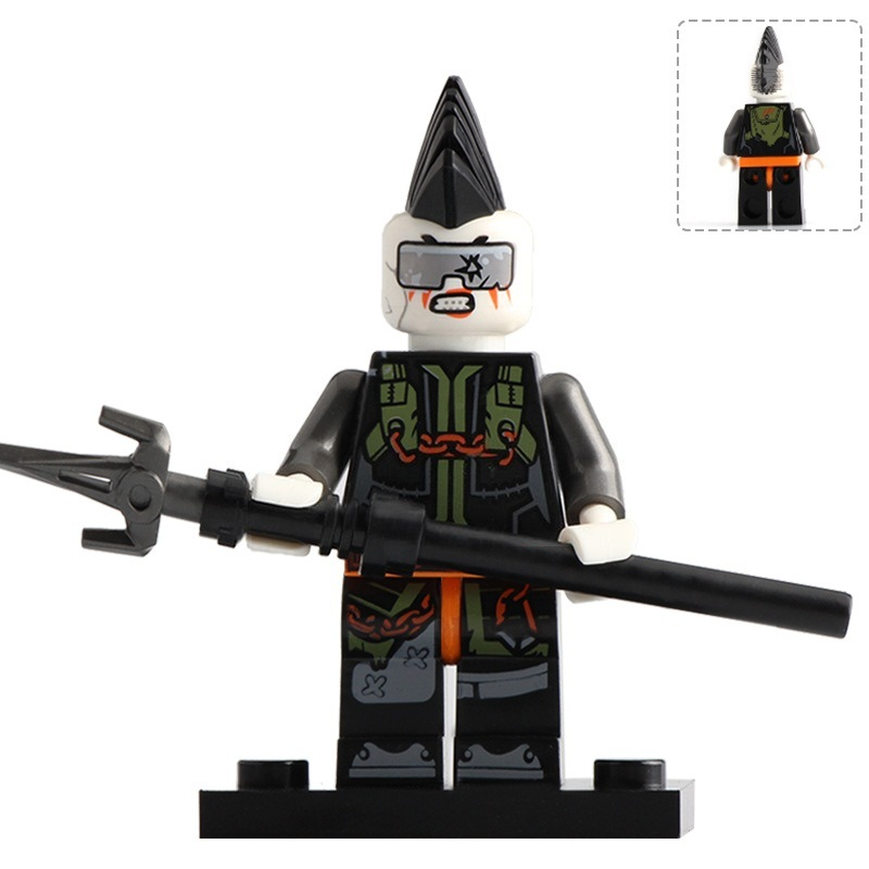 Jet Jack The Female Dragon Hunter Lego And 50 Similar Items