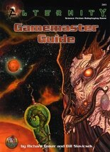 Alternity Gamemaster Guide by Richard Baker, Bill Slavicsek(June 9, 1998... - $28.95