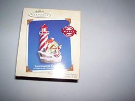 Lighthouse Greetings 2003 Hallmark Keepsake Ornament - $22.49