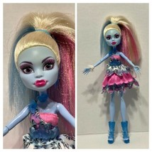 Monster High Doll  Abbey Bominable  Dot Dead Gorgeous   - $16.99