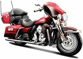 Maisto 1/12 Harley Davidson 2013 FLHTK Electra Glide Motorcycle Motorcyc... - $72.68