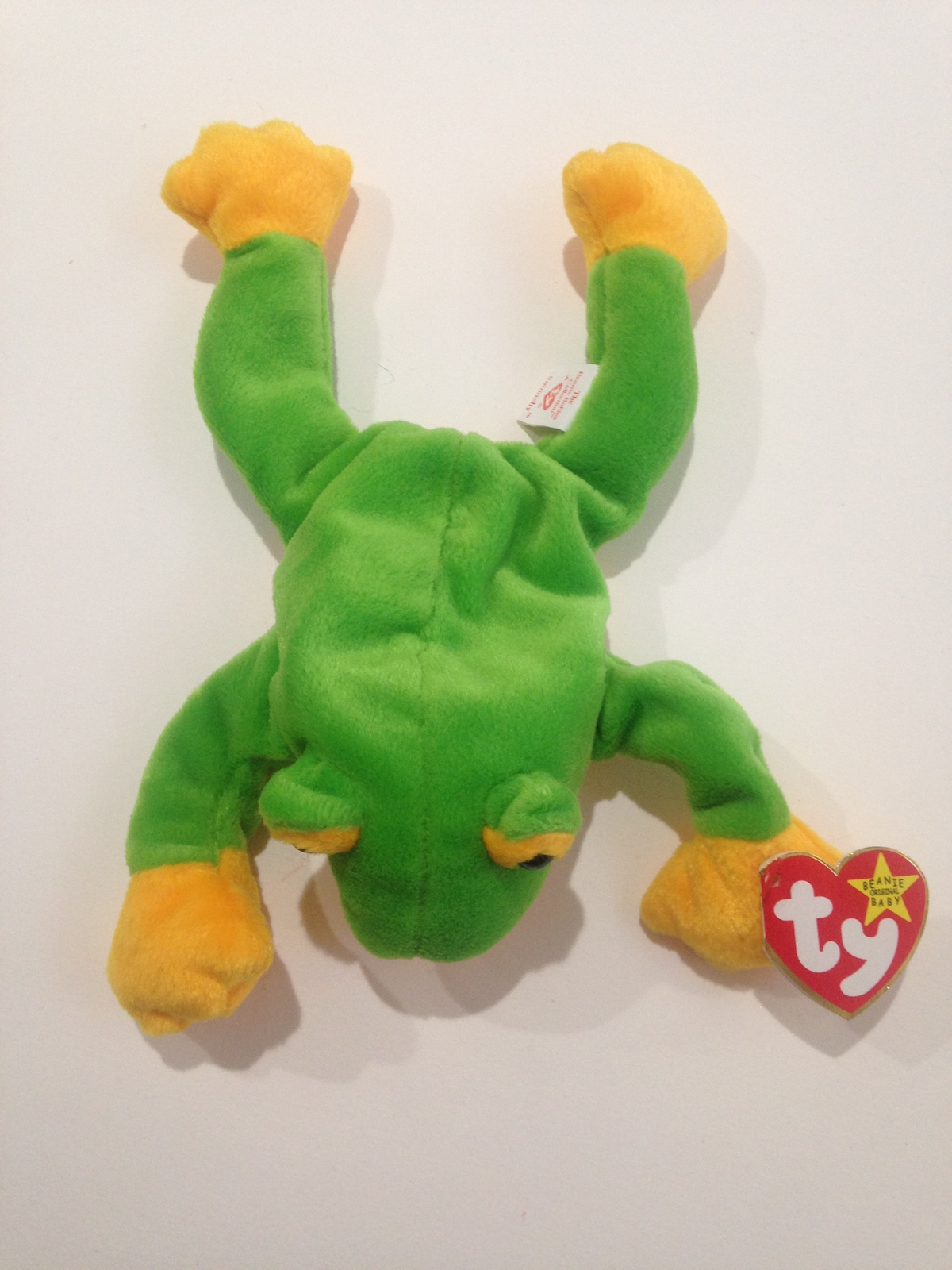 Smoochy Beanie Baby Retired 1997 and similar items. Img 6515 4c1d085e0d0