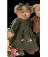 "Bearington Bears ""Monica"" 14"" Collector Bear-#1509- NEW -2004 - $39.99"