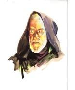 Star Wars Obi-Wan Kenobi 4 x 6 Art Glossy Postcard, NEW - $2.00