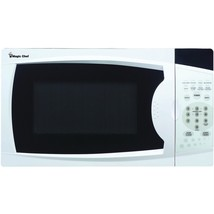 Magic Chef(R) MCM770W .7 Cubic-ft, 700-Watt Microwave with Digital Touch... - $148.95