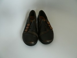 Womens Clarks Collection Cushion Soft Shoes Size 7M - $29.99