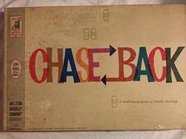 Vintage 1962 Chaseback Board Game - $39.99