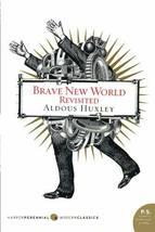 Brave New World Revisited [Paperback] Huxley, Aldous image 1