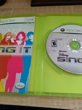 MicroSoft XBox 360 Disney Sing It image 2