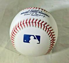 CAL RIPKEN JR / MLB HALL OF FAME / AUTOGRAPHED OML BASEBALL IN CUBE / TRISTAR image 3