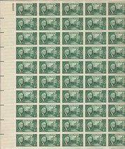 US Stamp - 1945 Franklin Roosevelt & Hyde Park - 50 Stamp Sheet #930 - $9.99