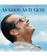 As Good As It Gets Music From The Motion Picture Soundtrack [Audio CD] - $8.41