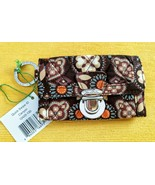 Vera Bradley CANYON Quick Swipe ID Coin Wallet NWT - $24.99