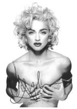 Madonna Hand-Signed Autograph 8x10 Page With Lifetime Guarantee Berlinale - $200.00