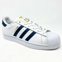 Adidas Originals Superstar Foundation White Gray S81016 Junior Sneakers - $49.95