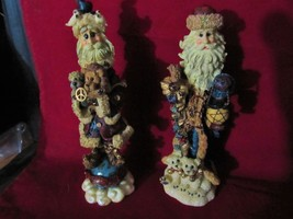 "The Bearstone Collection ""Boyds Bears & Friends.(.Santas)""Peace Nick Santa"" - $24.99"