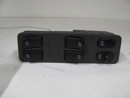 Drivers Master Window Switch Saab 9-3 1999 99 00 01 02 Hatchback Sunroof 402161 - $33.07