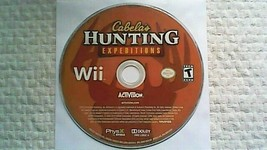 Cabela's Hunting Expeditions (Nintendo Wii, 2012) - $10.75