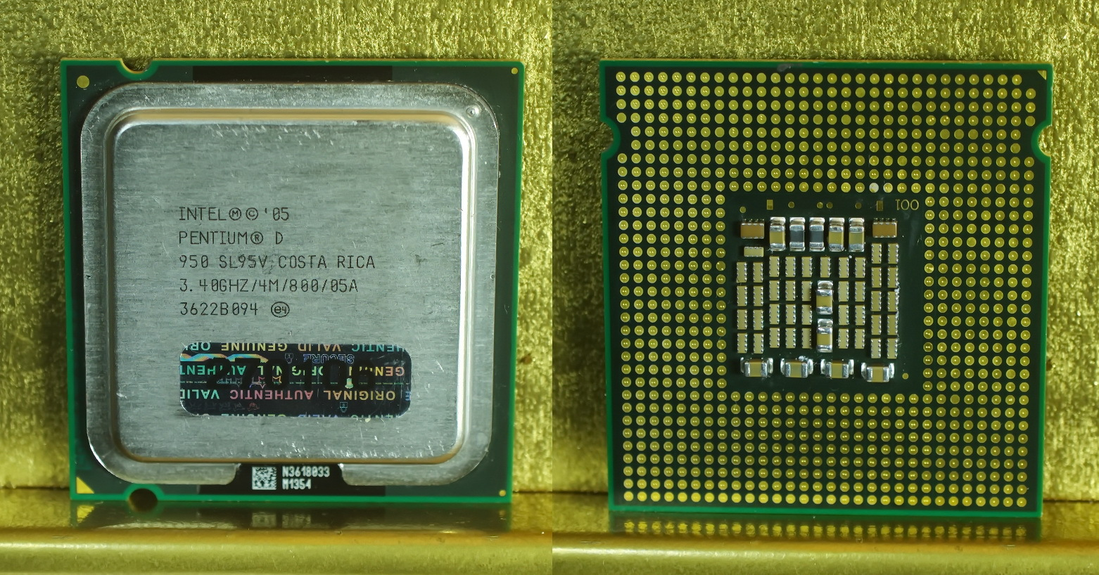 Pentium D - a series of dual-core processors: review, specifications, reviews 23