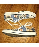Converse All Star Geo-Tribal Ox Aztec Tribal Sneakers Trainers, 10 Mens ... - $149.99