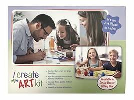 I Create Art Kit. Art Box for Kids. Drawing & Crafts. Sibling Box. - $70.43