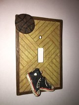 Cool Boys or Girls Basketball player Room Light Switch Cover    6a - $8.50