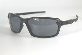 Oakley Carbon Shift Sunglasses OO9302-01 Matte Black Frame W/ Grey Lens - $158.39